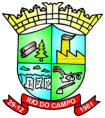 MUNICÍPIO DE RIO DO CAMPO